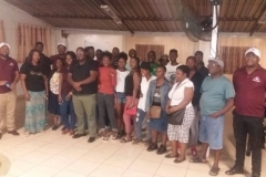 Some of CHANGE branches in Gauteng