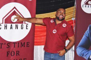 CHANGE President Honorable Lesiba Molokomme